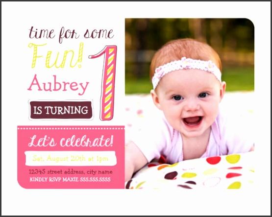 1st Birthday Invitation Templates 21 Birthday Invitation Templates Free Sample Example Format