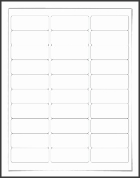mailing label template wl 875