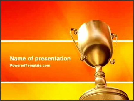 Awards Template Powerpoint Award Powerpoint Template Poweredtemplate Youtube Templates