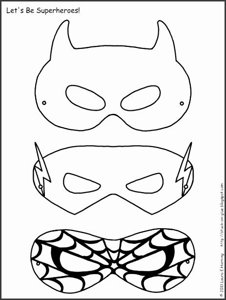 Templates Batman Flash Spiderman