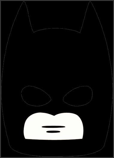 Download BATMAN MASK Free PNG transparent image and clipart