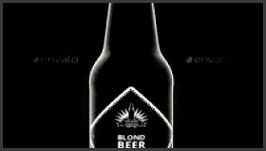 Psd Wine Bottle Mockup Template Psd Mock Up Templates Pixeden Source · Beer Label Designs Template Download