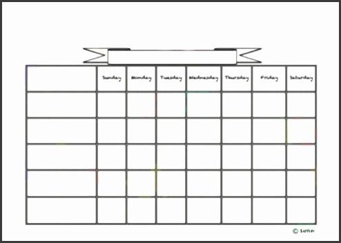 Pastel butterflies blank goals chart template