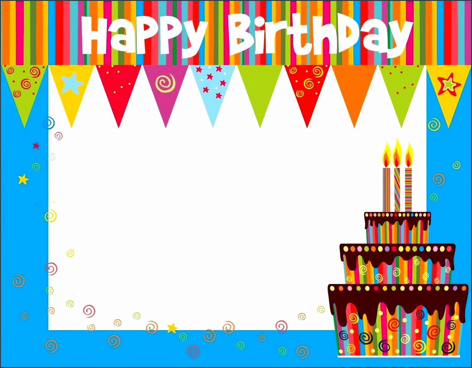 Printable Birthday Card Designs Gseokbinder for Birthday Card Template Boy 1453