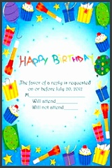 birthday invitation card template free birthday invitation templates free for simple invitations of your birthday invitation templates using graceful design ideas 6