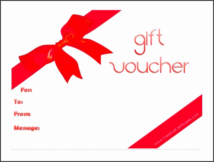 free t voucher template for word present voucher template free birthday t certificate template word