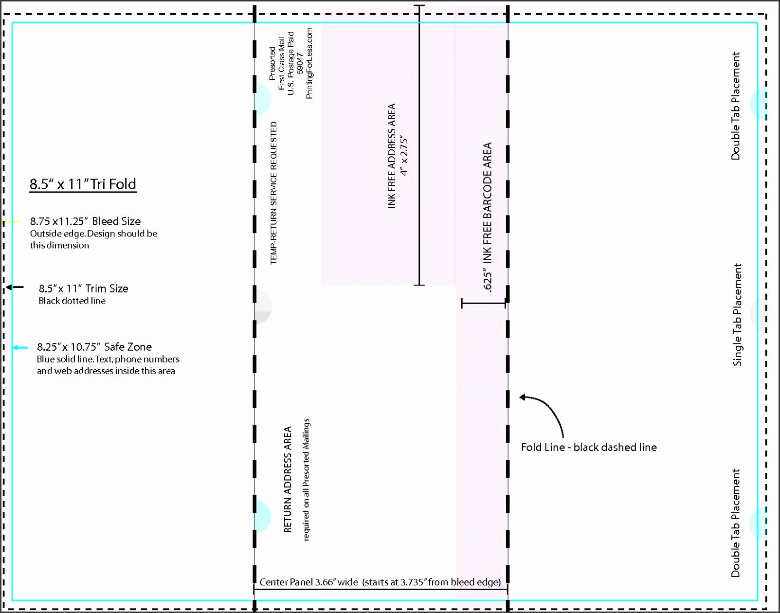 27 Free Blank Tri Fold Brochure Templates Brochure Template 78