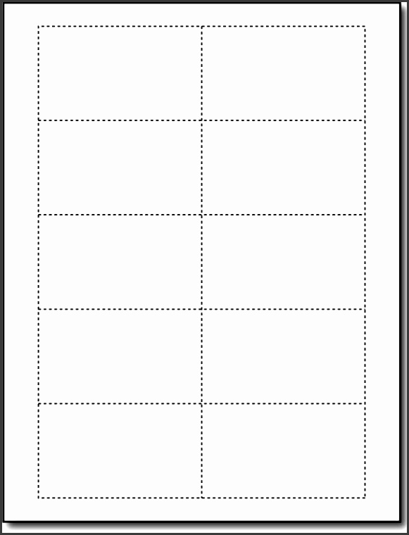 Free Blank Business Card Templates For Microsoft Word Blank Business Card Template Microsoft Word Professional Template Templates