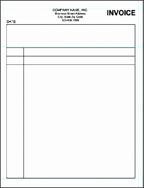 Samples Blank Invoice Templates Free And Mistakes In Business Invoice