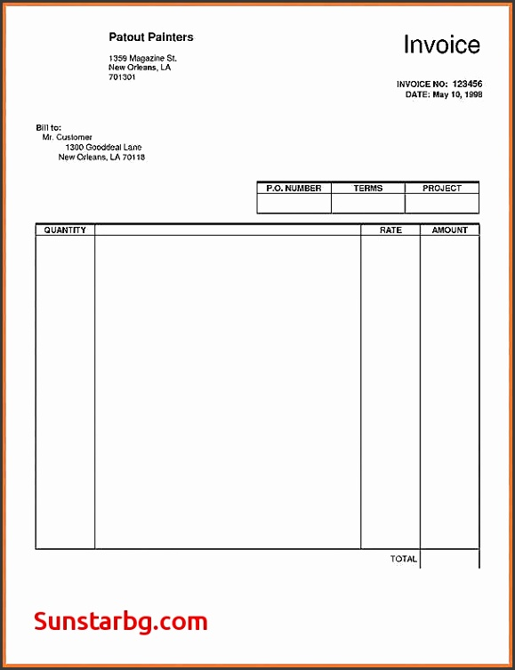 Invoice Template for Project Timeline Google Sheets Unique Template Invoice Templates Google Docs Template Ideas