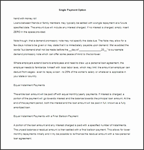 Promissory note template word imagine Promissory Note Template Word Personal Loan Captures Gorgeous Legal Document with