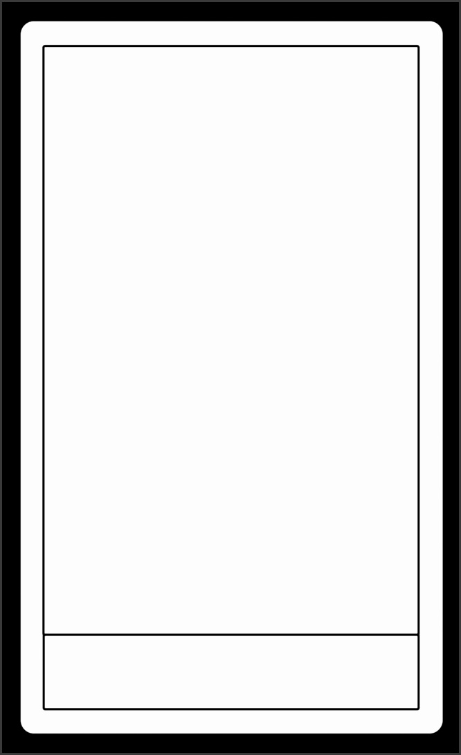 Tarot Card Templatearianod Deviantart intended for Blank Trading Card Template