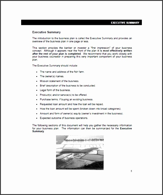 Farm Business Plan Template – 13 Free Word Excel PDF Format Download