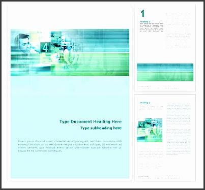 Business Process Word Template Business — PoweredTemplate