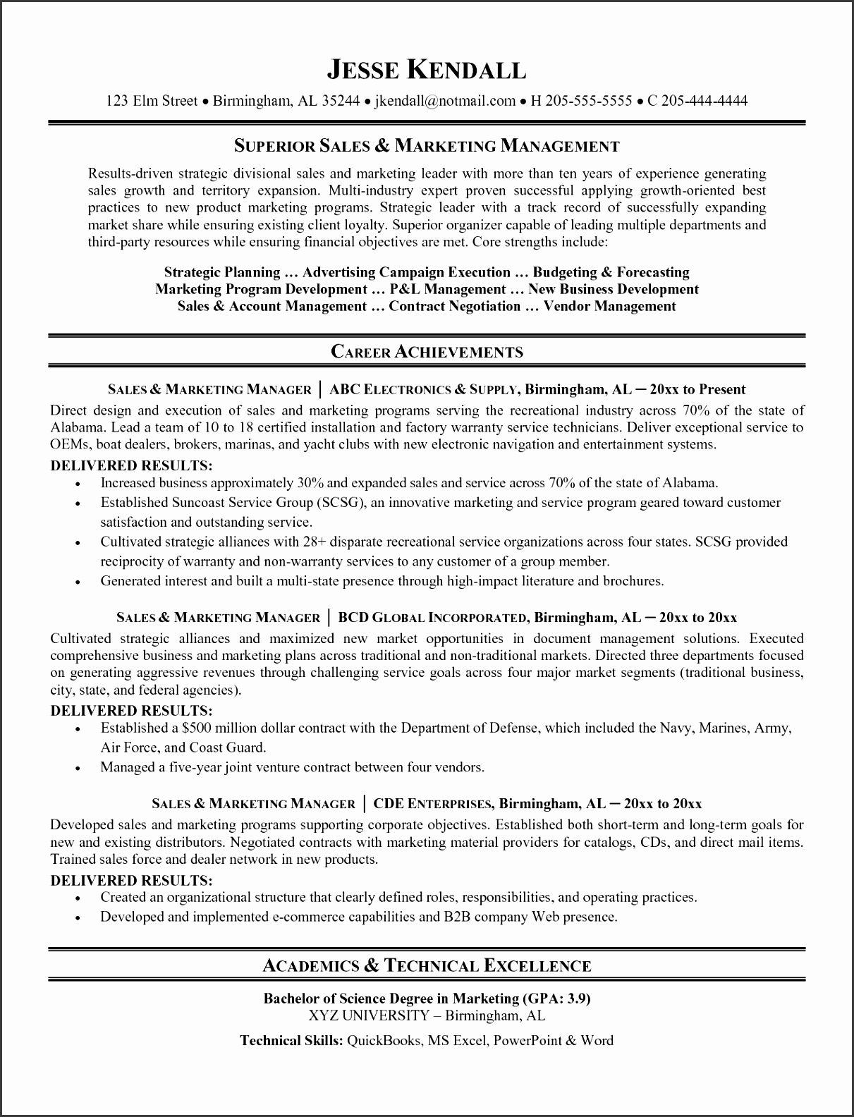 9 career development plan template doc