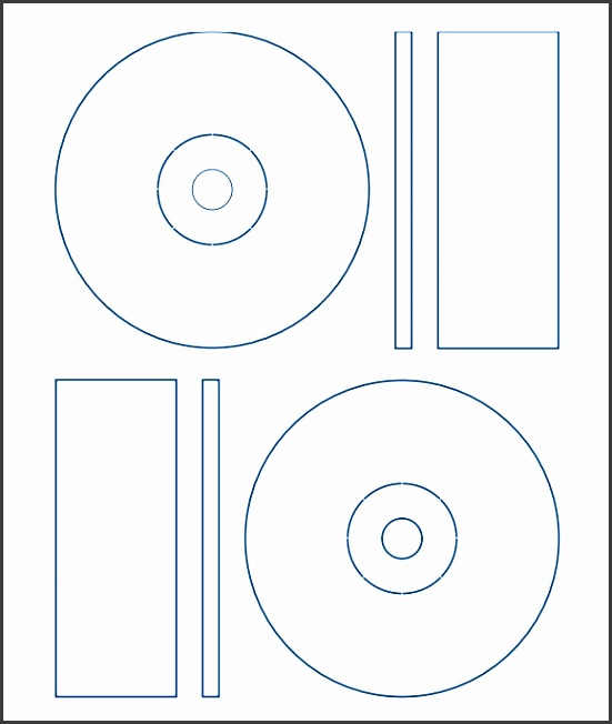 Cd Label Template Memorex Mac