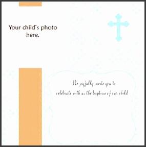 christening invitation card maker free