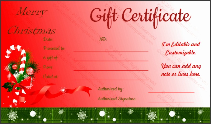 Gift Certificate Template Beautiful Printable Gift Certificate Templates Pinterest