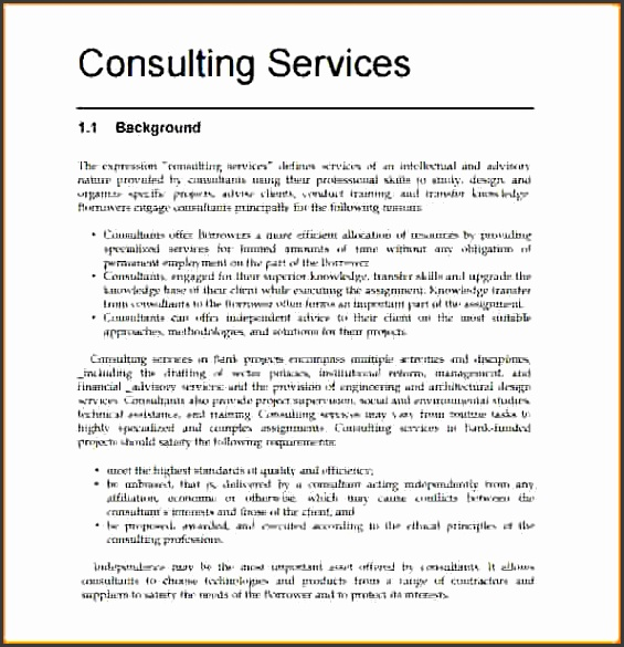 Gallery Sample Consulting Proposal Lovely Consulting Proposal Template Word Business Proposal Templated