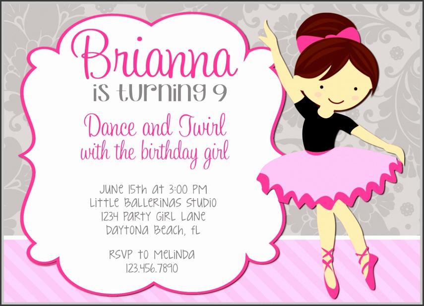 Wedding Invitation Dalam Bahasa Inggris Inspirational 11 Beautiful Contoh Invitation Card Birthday Party Ebookzdb