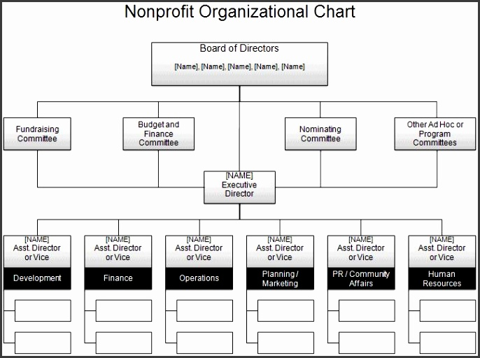 Organizational Flow Chart Template Word Free Organizational Chart Template pany Organization Chart Organizational Chart Templates For Any Organization
