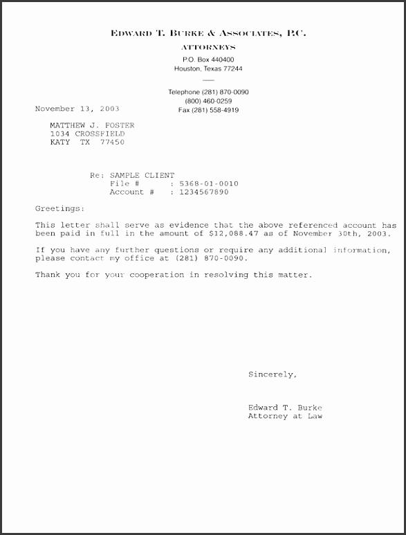 Debt Settlement Letter Templates debt validation programs can Account Settlement Letter Format