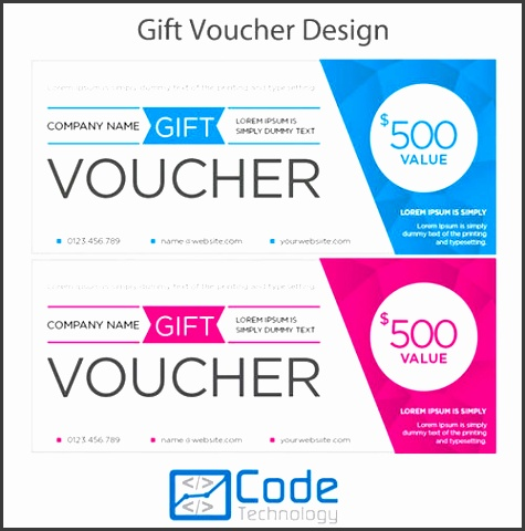 Graphic Design Services Gift Voucher Design IT Technology Services from Chennai