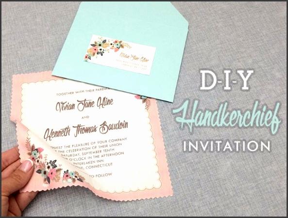 DIY Wedding Invitiations DIY Vintage Handkerchief Wedding Invitation Templates Free Printables and Wording