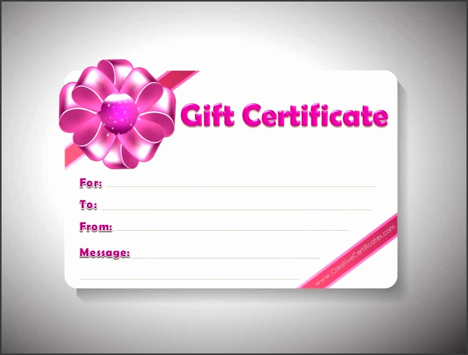 8 driving lesson gift voucher template