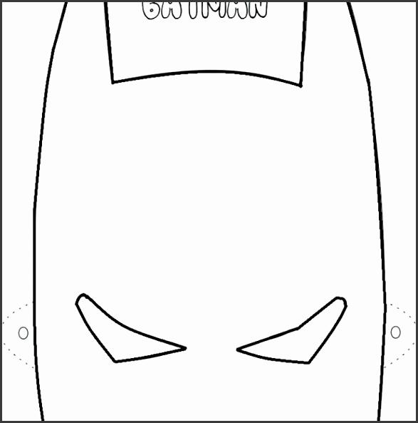 6 Elephant Mask Craft Template