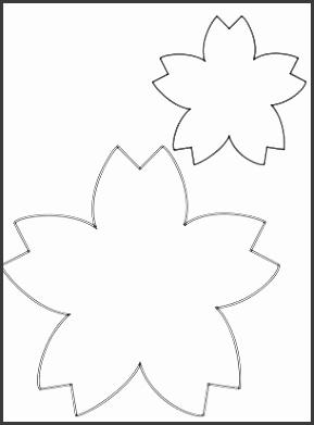 349 best Scrapbooking Templates images on Pinterest Christmas flower petal template