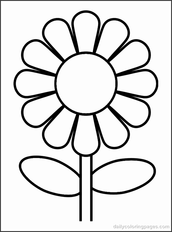 printable flower coloring pages fd185b5d086b2dabbbb02d9fd887f54a flower petal template spring flower template