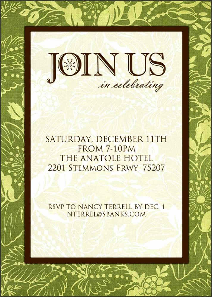 invitation formal