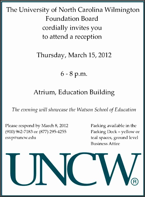 Corporate Event Invitation Wording Formal Corporate Invitation Wording