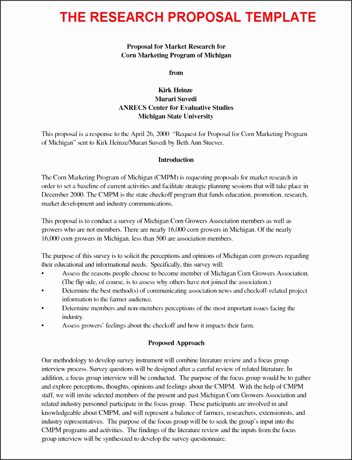 formal proposal templatebusiness proposal letter THE RESEARCH PROPOSAL TEMPLATE zp7DZipG