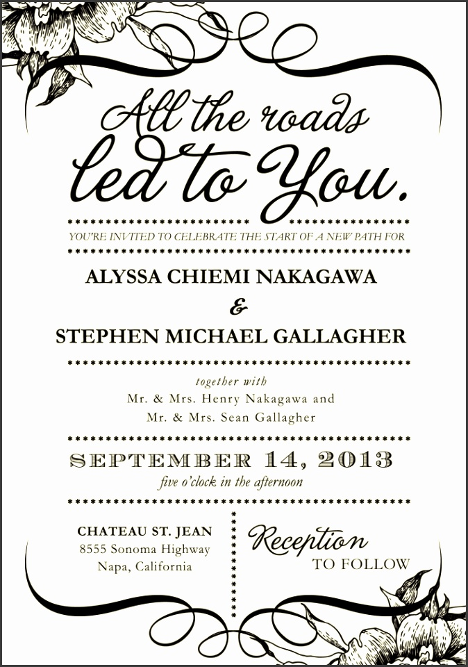 Parents Name Wedding Invitation 4 Words That Could Simplify Wedding Invitation Wording With Parents