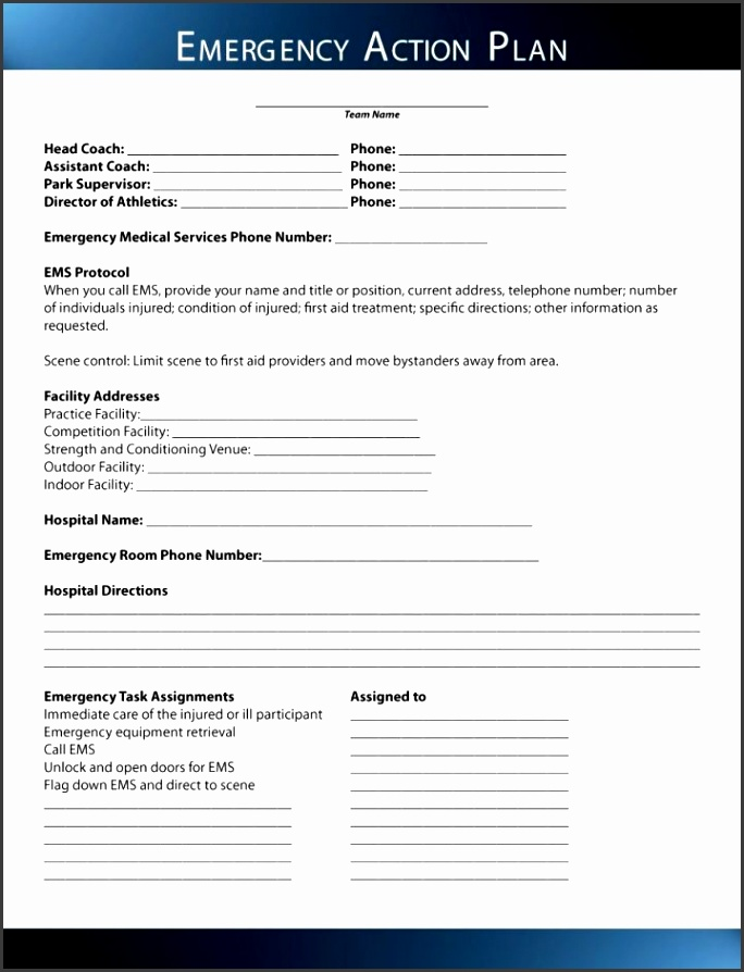 Free Action Plan Templates Correctivency Business Sample For Small Template Emergency How To Write An Evacuation