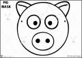 7  Free Animal Mask Templates for Children