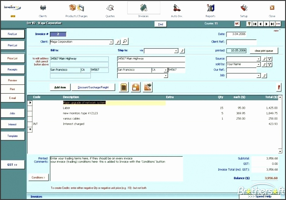 billing and invoicing software billing invoice free invoice software small business free billing invoicing software free