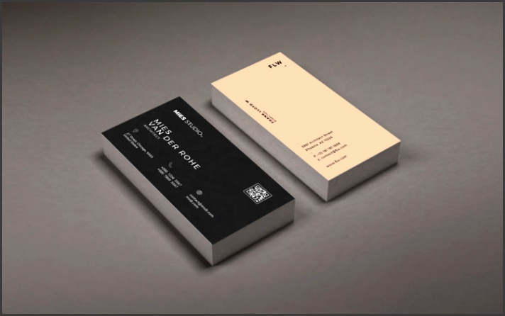 Free Business Card Templates for Architects