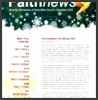 your free christmas newsletter templates here in free christmas newsletter templates Free Christmas