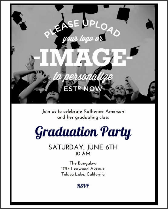 Graduation Flyer Template Graduation Party Flyer Graduation Invitation Templates Free shop Graduation Champagne Party Free Psd Flyer Template Download