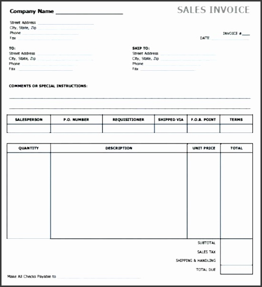invoice template free word free sales invoice template excel word doc sales invoice template free invoice template free