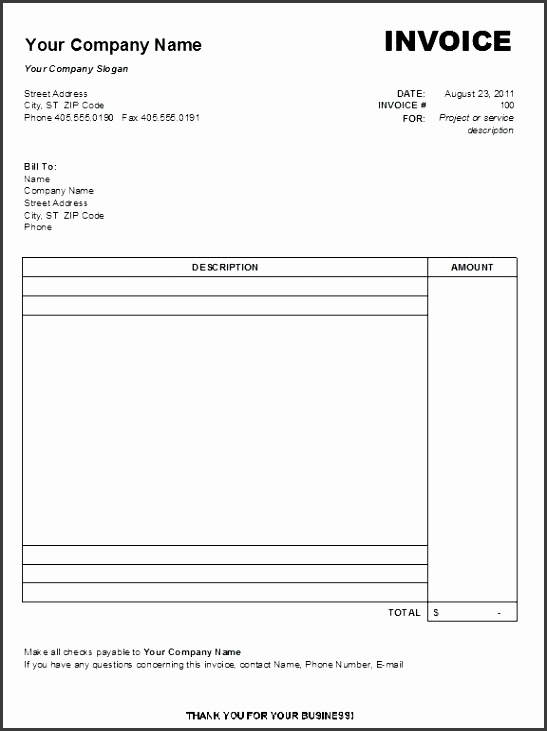 free invoice template excel invoice form free invoice format template for keyword resume cover letter