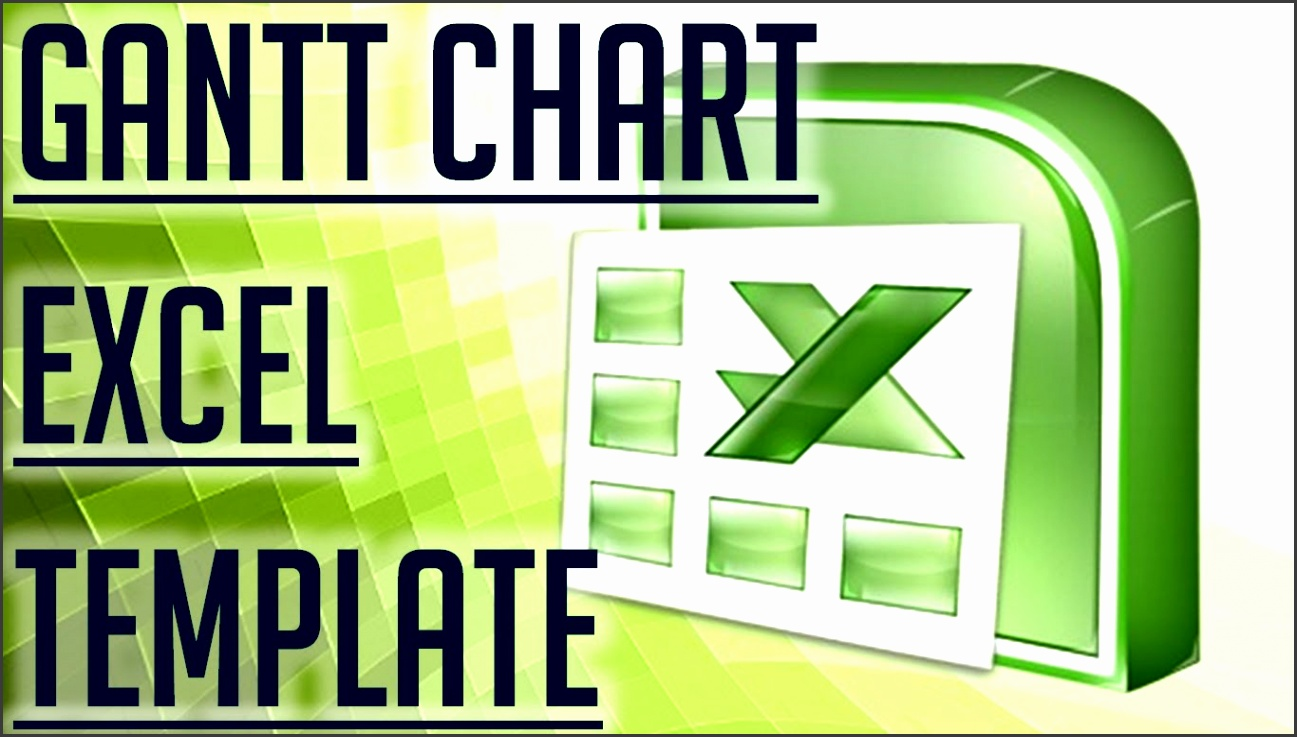 Free Excel Tutorial GANTT CHART EXCEL TEMPLATE Full HD