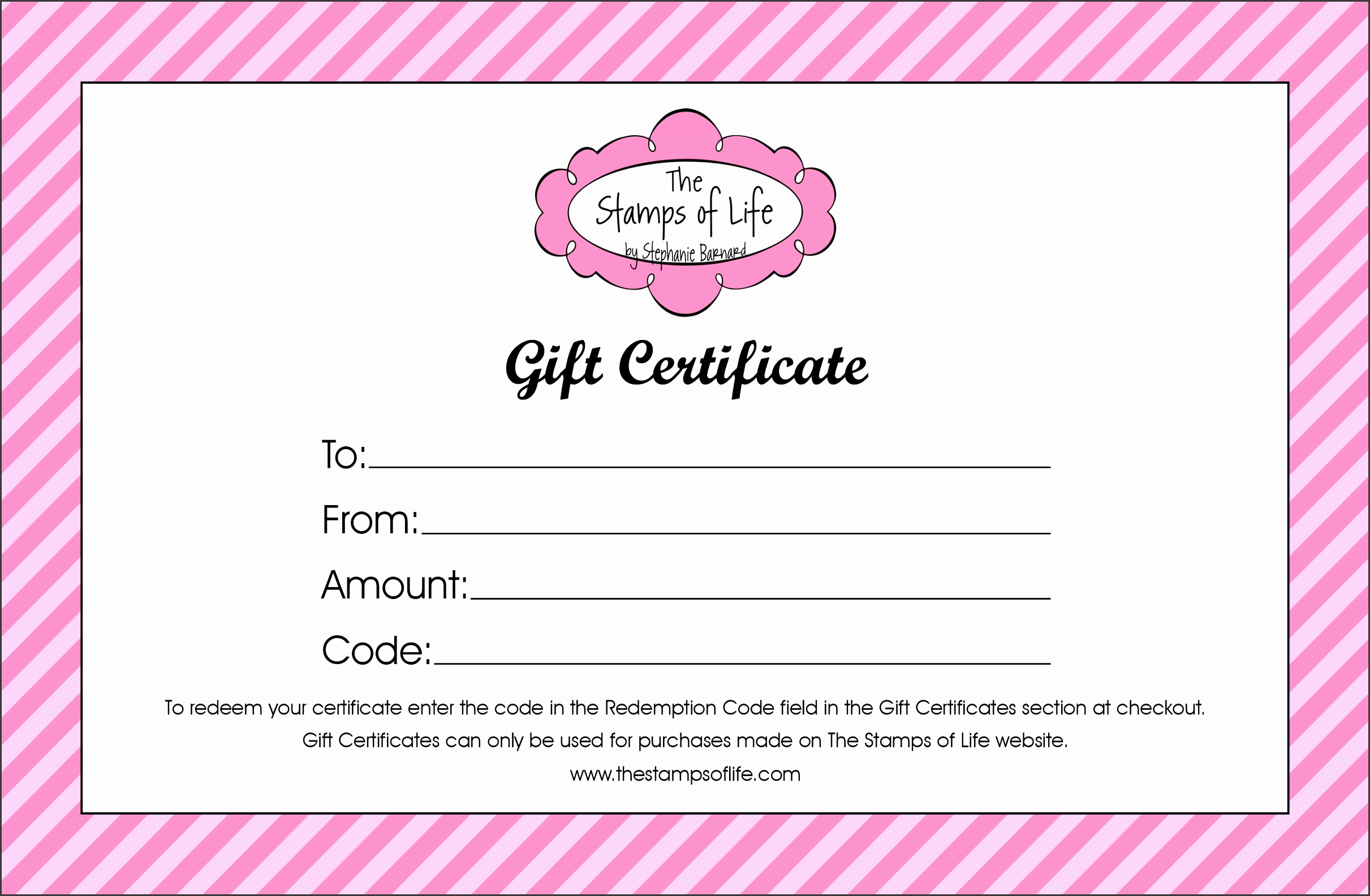 Top 5 Resources To Get Free Gift Certificate Templates Word Templates Excel Templates