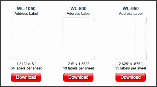Worldlabelleases free Pages for Mac label templates