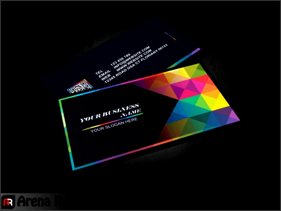 Full Size of Wordings business Card Template Ai File Free Download As Well As Business
