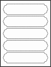 Blank Label Template – Targer golden Dragon for Free Printable Labels Black And White Blank