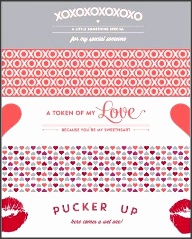 Water Bottle Labels for Valentine s Day Assorted Printables Label Templates OL1159 lineLabels